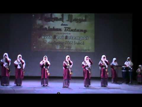 Festival Nasyid PSS 2012 | Ainul Yaqin (SERATA)