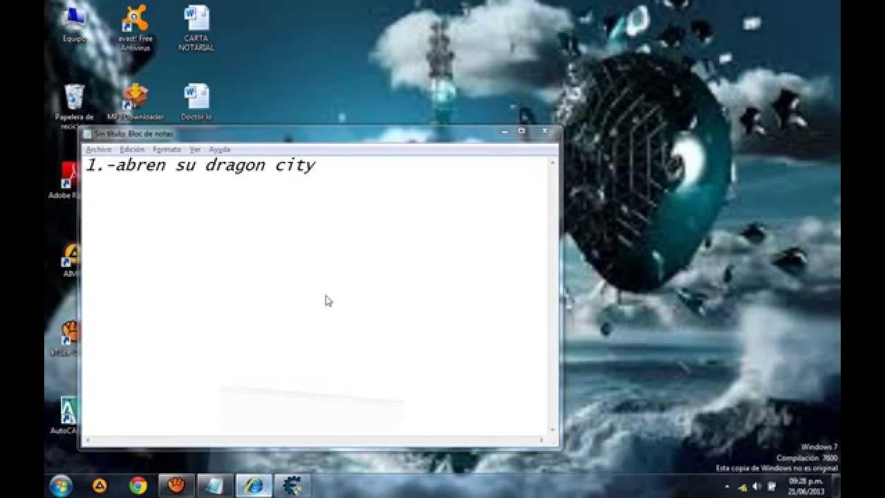 hack de gemas en dragon city (cheat engine 6.2) - YouTube