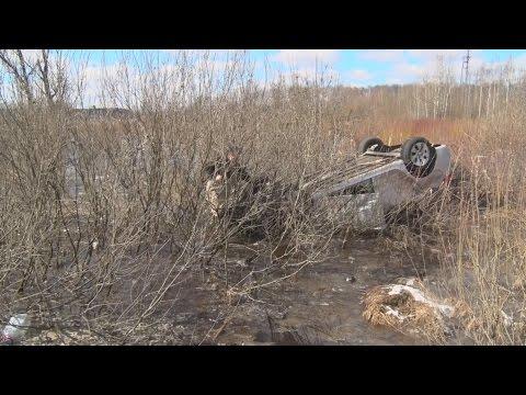 ТВЭл - Двойное ДТП с участием скорой помощи произошло в Электрогорске (04.04.17)