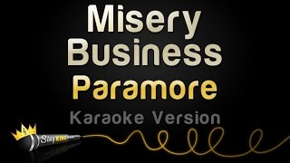 Paramore - Misery Business (Karaoke Version)