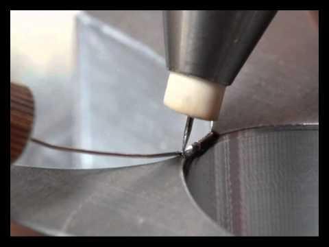 aluminium wig schwei en mit dem piggywelder youtube. Black Bedroom Furniture Sets. Home Design Ideas