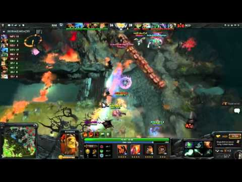 Battlecruiser Operational vs. Rise Gaming UGC SA Steel Playoffs Round 1 Game 2 Casted by Mussi