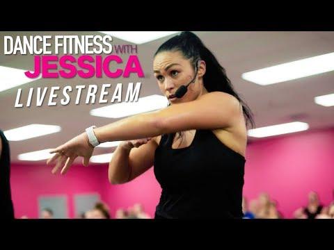 download lagu Dance Fitness  Jessica Live Stream Class gratis