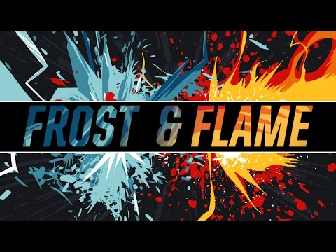 Frost & Flame | League of Legends Community Collab