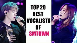 Download Lagu [TOP 20] Vocalists of SM Entertainment Gratis STAFABAND