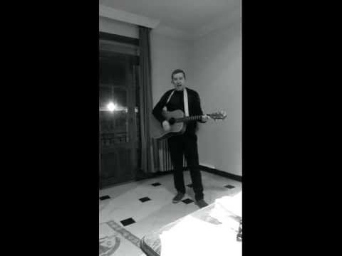 Ho Hey - The Lumineers (Fergal O' Hanlon Cover)