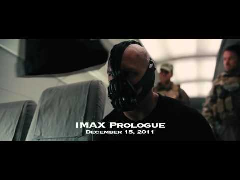 Bane's voice before and after - The Dark Knight Rises HD