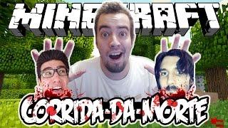 CORRIDA DA MORTE! - Minecraft