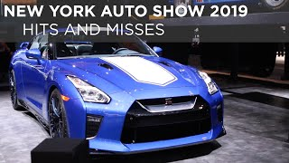 New York Auto Show 2019 | Hits and Misses | Driving.ca