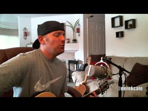 Creep - Radiohead - (Korn) Acoustic cover by Derek Cate