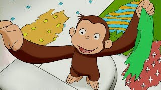 Curious George 🐵 George, a Peeling Monkey 🐵Full Episode🐵 Cartoons For Kids 🐵 Kids Movies