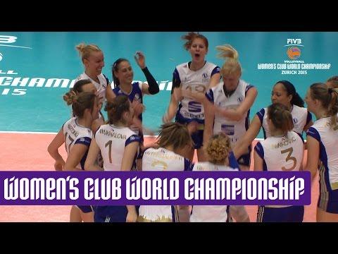 Mundial de Clubes 2015: Eczacibasi VitrA Istanbul gana el título