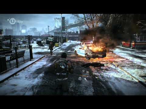 12. Tom Clancy's The Division - Ubisoft E3 2013 Press Conference [UK]