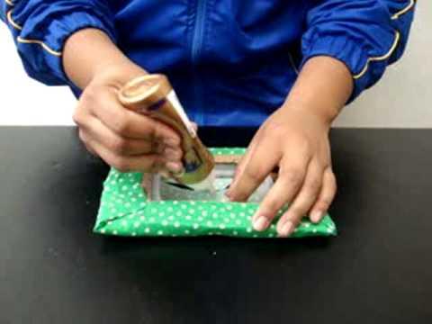 Manualidades como hacer un portarretrato youtube - Ver como hacer manualidades ...