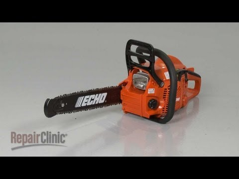 Echo Chainsaw Disassembly