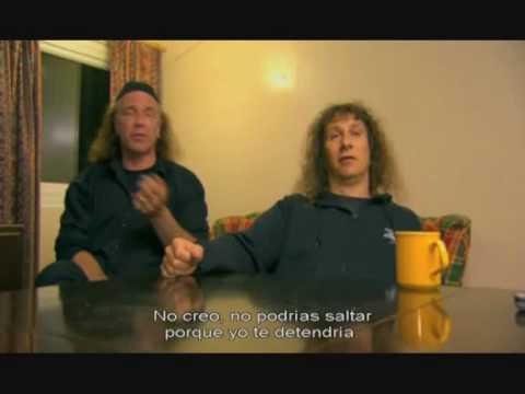 ANVIL (El sueño de una banda de Rock ) Corazones Heavys..TRAILER