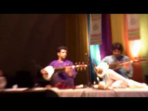 Amaan and Ayaan Ali Khan at M!M!M! 2010-1/1 Video