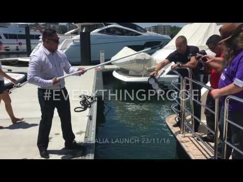 It's Waterproof!  Testing the Altec Lansing Life Jacket Series