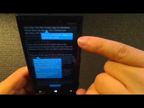 6. Nokia Lumia 920 - 90 Day marathon review (Store/Apps)