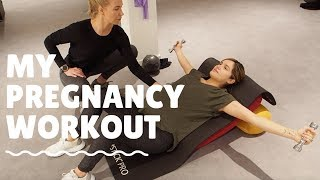 My Pregnancy Workout!