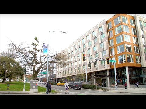 UW Campus Tour: West Campus Residence Halls