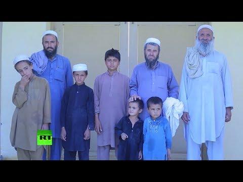 «Мы не хотим видеть американцев в нашей стране» — RT пообщался с семьёй убитого афганца