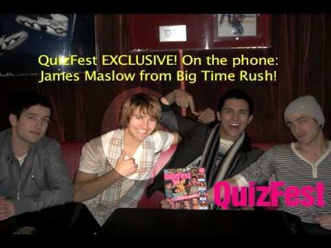 Big Time Rush Quiz - Quiz Television