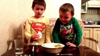 Эксперимент: Как сделать антистресс & Сделать лизуна в домашних условиях DIY
