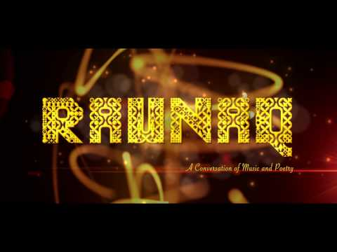 Raunaq | Official A R Rahman Hd video