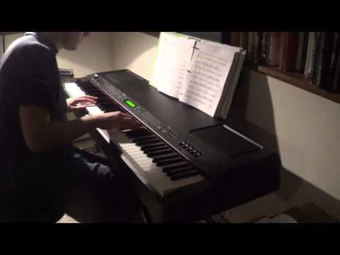 Kingdom Hearts Medley for Piano Solo~