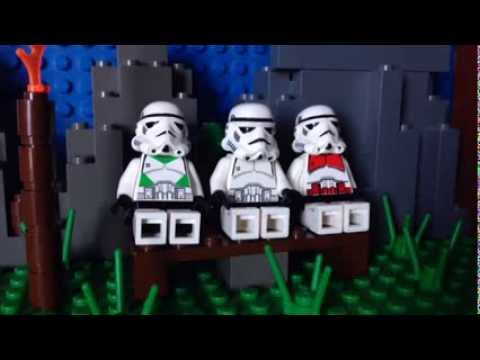 Lego Star Wars Brickfilm (German): CC 4487 Part 15