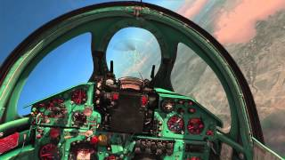DCS MiG 21 Interceptar B52