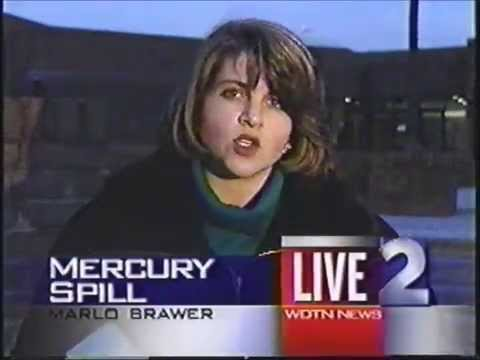 Springboro High School Mercury Spill 1997