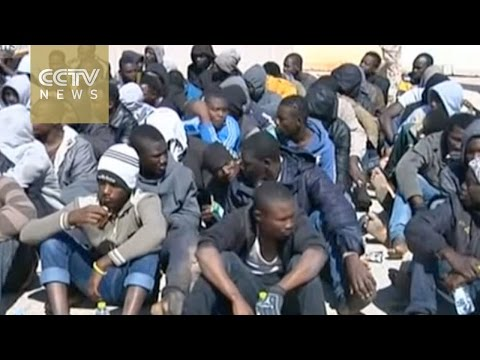 EU and Nigeria to negotiate deal on migrants