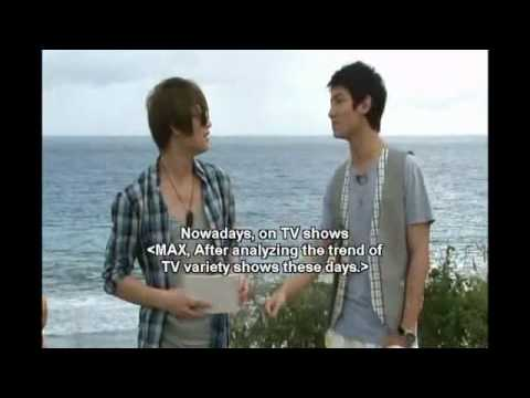 [ENG SUB] DBSK in Saipan {All About TVXQ 3} part 1