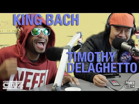 King Bach + Timothy DeLaGhetto Roast Nick Cannon