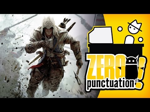 ASSASSIN'S CREED 3 (Zero Punctuation)