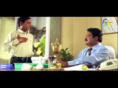 Nuvve Kavali - M. S. Narayana Comedy Scenes video