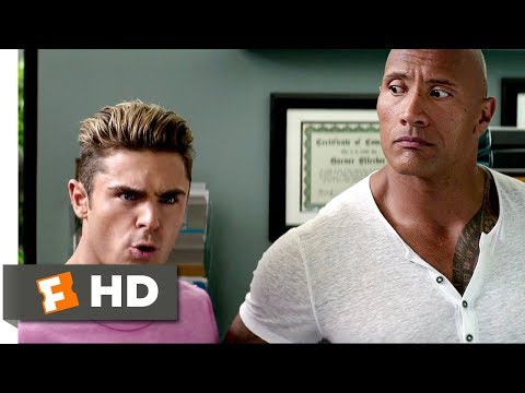 Baywatch (2017) - YOU People Scene (6/10) | Movieclips