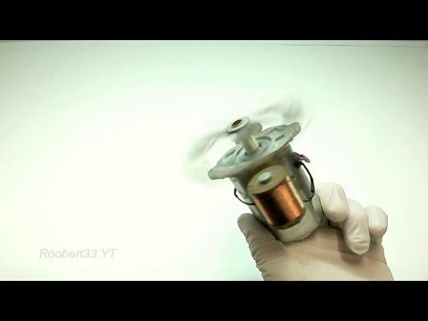 Free Energy Motor, Trick