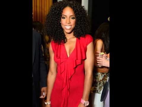 Kelly Rowland - Train on a Track HD With Images of Kelly in Red + Lyrics in Description