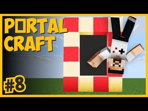 TERS DÜNYA ve RENKLİ DÜNYA PORTALI - PortalCraft #8