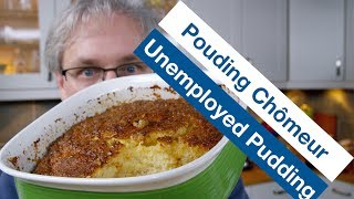 🇨🇦 Incredible Maple Pouding-Chômeur Quebecois Poor Man Pudding