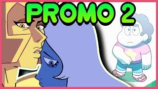 ANOTHER Steven Universe WANTED PROMO - Steven Universe Wanted News
