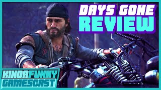 Days Gone Review - Kinda Funny Gamescast Ep. 219