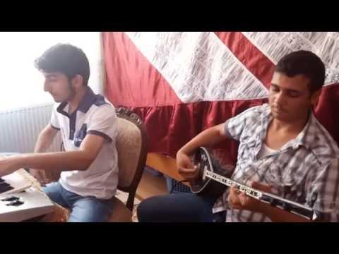 Klavye&Bağlama- Erzurum Oyun Havası KARAKIZ (İntro)