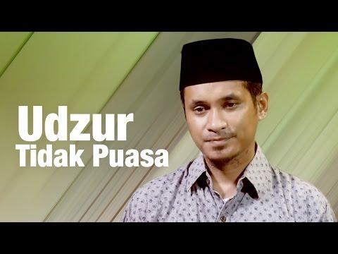 Panduan Puasa: Udzur Tidak Berpuasa - Ustadz M Abduh Tuasikal