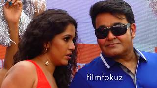 MOHANLAL NEW LOOK AT COCHIN