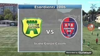 La mia squadra è fortissima!!! PC Tor Sapienza Casilino