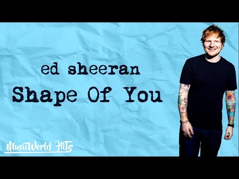 Ed Sheeran - Shape Of You Official [Audio]